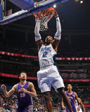 Phoenix Suns v Orlando Magic: Dwight Howard Photographic Print by Fernando Medina