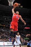 Los Angeles Clippers v Denver Nuggets: Eric Gordon Photographic Print by Garrett Ellwood