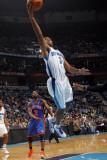 New York Knicks v New Orleans Hornets: Jarrett Jack Photographic Print by Layne Murdoch