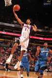 Washington Wizards v Phoenix Suns: Josh Childress Photographic Print by Barry Gossage