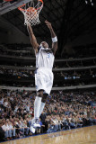 Golden State Warriors v Dallas Mavericks: Jason Terry Photographic Print by Glenn James