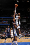 Memphis Grizzlies v Orlando Magic: Dwight Howard Photographic Print by Fernando Medina