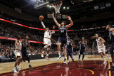 Memphis Grizzlies v Cleveland Cavaliers: Mo Williams and Marc Gasol Photographic Print by David Liam Kyle