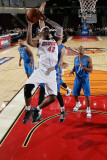 Texas Legends v Idaho Stampede: Walter Sharpe Photographic Print by Otto Kitsinger