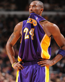 Los Angeles Lakers v Chicago Bulls: Kobe Bryant Reproduction photographique par Andrew Bernstein