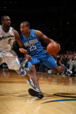 Orlando Magic v Washington Wizards: Chris Duhon and Gilbert Arenas Photographic Print by Ned Dishman
