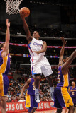 Los Angeles Lakers v Los Angeles Clippers: Eric Bledsoe Photographic Print by Noah Graham