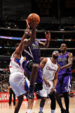 Sacramento Kings v Los Angeles Clippers: Tyreke Evans Photographic Print by Noah Graham
