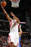 Golden State Warriors v Houston Rockets: Shane Battier Photographie par Bill Baptist