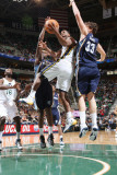 Memphis Grizzlies v Utah Jazz: C.J. Miles Photographic Print by Melissa Majchrzak
