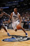 Memphis Grizzlies v Orlando Magic: Rashard Lewis Photographic Print by Fernando Medina