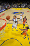 Phoenix Suns v Golden State Warriors: Monta Ellis Photographic Print by Rocky Widner