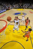 Phoenix Suns v Golden State Warriors: Monta Ellis Photographic Print by Rocky Widner