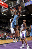 Washington Wizards v Sacramento Kings: Al Thornton Photographic Print by Rocky Widner