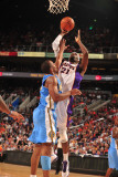 Denver Nuggets v Phoenix Suns: Hakim Warrick Photographic Print by Barry Gossage