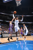 Phoenix Suns v Orlando Magic: Dwight Howard Photographic Print by Andrew Bernstein