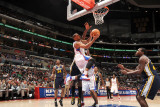Utah Jazz v Los Angeles Clippers: Eric Gordon Photographic Print by Noah Graham