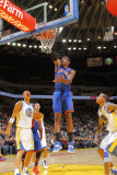New York Knicks v Golden State Warriors: Amare Stoudamire Photographic Print by Rocky Widner