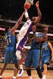 Washington Wizards v Phoenix Suns: Hakim Warrick and Al Thornton Photographic Print by Barry Gossage