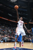 Dallas Mavericks v Atlanta Hawks: Jamal Crawford Photographic Print by Scott Cunningham