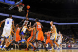 Phoenix Suns v Golden State Warriors: Dorell Wright Photographic Print by Rocky Widner