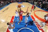 New Jersey Nets v Philadelphia 76ers: Ben Uzoh Photographic Print by Jesse D. Garrabrant