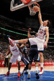 Memphis Grizzlies v Los Angeles Clippers: Blake Griffin Photographic Print by Noah Graham