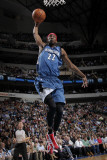Minnesota Timberwolves v Dallas Mavericks: Corey Brewer Photographic Print by Glenn James
