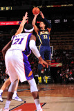 Indiana Pacers v Phoenix Suns: Danny Granger Photographic Print by P.A. Molumby