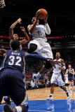 Memphis Grizzlies v Orlando Magic: Vince Carter Photographic Print by Fernando Medina
