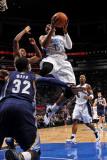 Memphis Grizzlies v Orlando Magic: Vince Carter Photographic Print by Fernando Medina