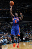 New York Knicks v New Orleans Hornets: Raymond Felton Photographic Print by Layne Murdoch