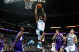 Sacramento Kings v New Orleans Hornets: Trevor Ariza and Donte Greene Photographic Print by Chris Graythen
