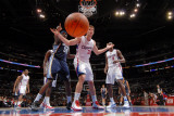 Memphis Grizzlies v Los Angeles Clippers: Blake Griffin and Zach Randolph Photographic Print by Noah Graham