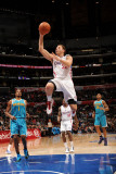 New Orleans Hornets v Los Angeles Clippers: Blake Griffin Photographic Print by Andrew Bernstein
