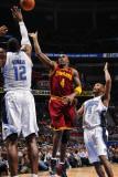 Cleveland Cavaliers v Orlando Magic: Antawn Jamison Photographic Print by Fernando Medina