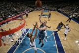 Minnesota Timberwolves v Dallas Mavericks: Kevin Love and Tyson Chandler Photographic Print by Glenn James