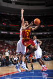 Cleveland Cavaliers v Philadelphia 76ers: Ramon Sessions Photographic Print by Jesse D. Garrabrant
