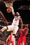 Los Angeles Clippers v Phoenix Suns: Hakim Warrick Photographic Print by Barry Gossage
