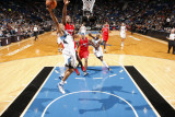 Los Angeles Clippers v Minnesota Timberwolves: Sebastian Telfair Photographic Print by David Sherman