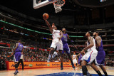 Sacramento Kings v Los Angeles Clippers: Eric Bledsoe and Tyreke Evans Photographic Print by Noah Graham