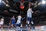 New York Knicks v Denver Nuggets: Carmelo Anthony Photographic Print by Garrett Ellwood