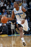 Sacramento Kings v New Orleans Hornets: Chris Paul Photographic Print by Layne Murdoch