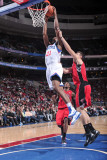 Toronto Raptors v Philadelphia 76ers: Thaddeus Young Photographic Print by David Dow