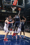 Memphis Grizzlies v Atlanta Hawks: Zach Randolph Photographic Print by Scott Cunningham
