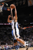 Orlando Magic v San Antonio Spurs: Richard Jefferson Photographic Print by D. Clarke Evans