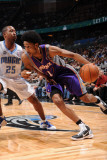 Phoenix Suns v Orlando Magic: Josh Childress and Chris Duhon Photographic Print by Andrew Bernstein
