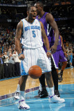 Sacramento Kings v New Orleans Hornets: Marcus Thornton Photographic Print by Layne Murdoch