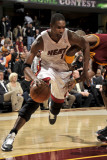 Miami Heat v Cleveland Cavaliers: Chris Bosh Photographic Print by David Liam Kyle