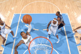 Memphis Grizzlies v Denver Nuggets: J.R. Smith Photographic Print by Garrett Ellwood